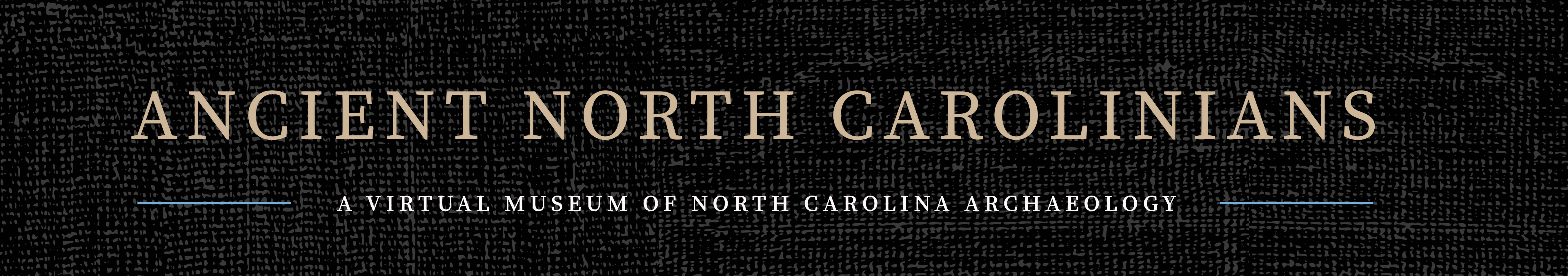 Ancient North Carolinians