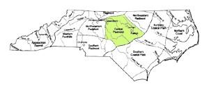 Region - Central Piedmont