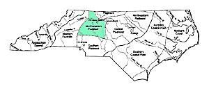 Region - Northwestern Piedmont