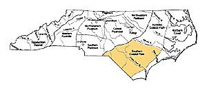 Region - Southern Coastal Plain