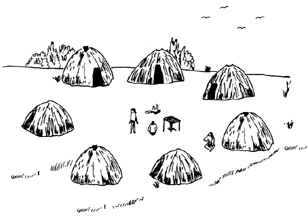 Ancient People - Base Camp