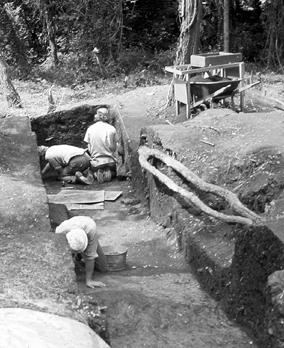 Ancient People - Hardaway Excavation