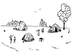 Ancient People - Short Term Camp