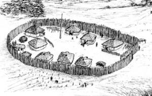 Ancient People - Village - Warren Wilson
